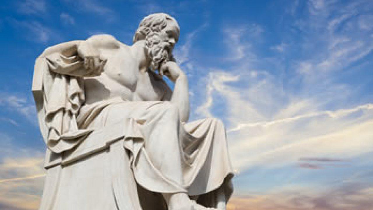 Resultado de imagem para Sócrates, Platão, Aristóteles, Descartes e Rousseau