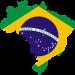 Brasil: Divisão Regional de Milton Santos e Regiões Polarizadas