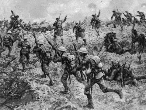 Revisão Sobre a Primeira Guerra Mundial Para o Enem