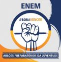 Cursinho #BoraVencer Recebe Inscrições Para Enem 2017 e PAS / UnB