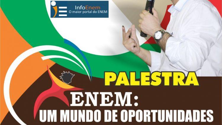 Portal infoEnem realizará palestra sobre Enem em Santarém / PA