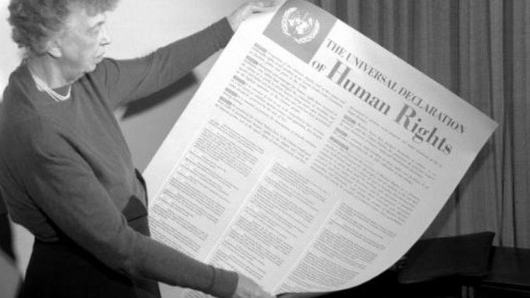 Eleanor Roosevelt e a Declaração dos Direitos Humanos (DUDH)